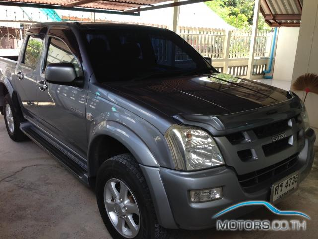 New, Used & Secondhand Cars ISUZU D-MAX (2005-2011) (2005)