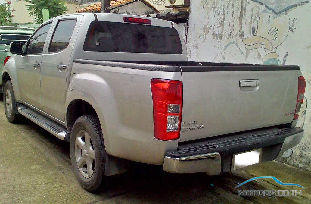New, Used & Secondhand Cars ISUZU D-MAX (2012-2015) (2013)