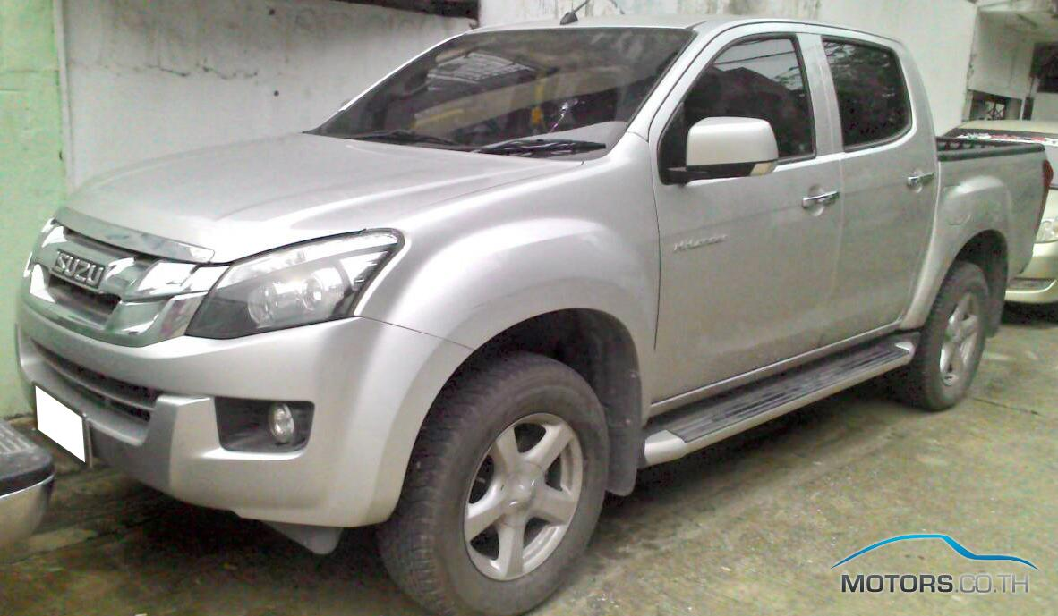 Secondhand ISUZU D-MAX (2012-2015) (2013)