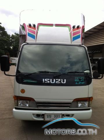 รถใหม่, รถมือสอง ISUZU NKR (2010)