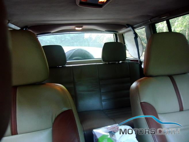 รถใหม่, รถมือสอง JEEP CHEROKEE (1997)