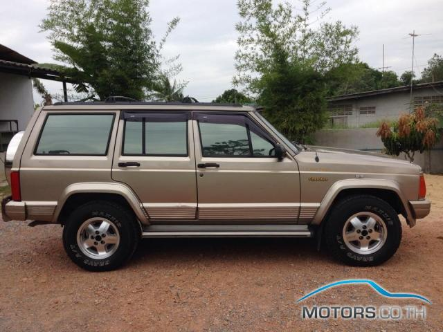 New, Used & Secondhand Cars JEEP CHEROKEE (1996)