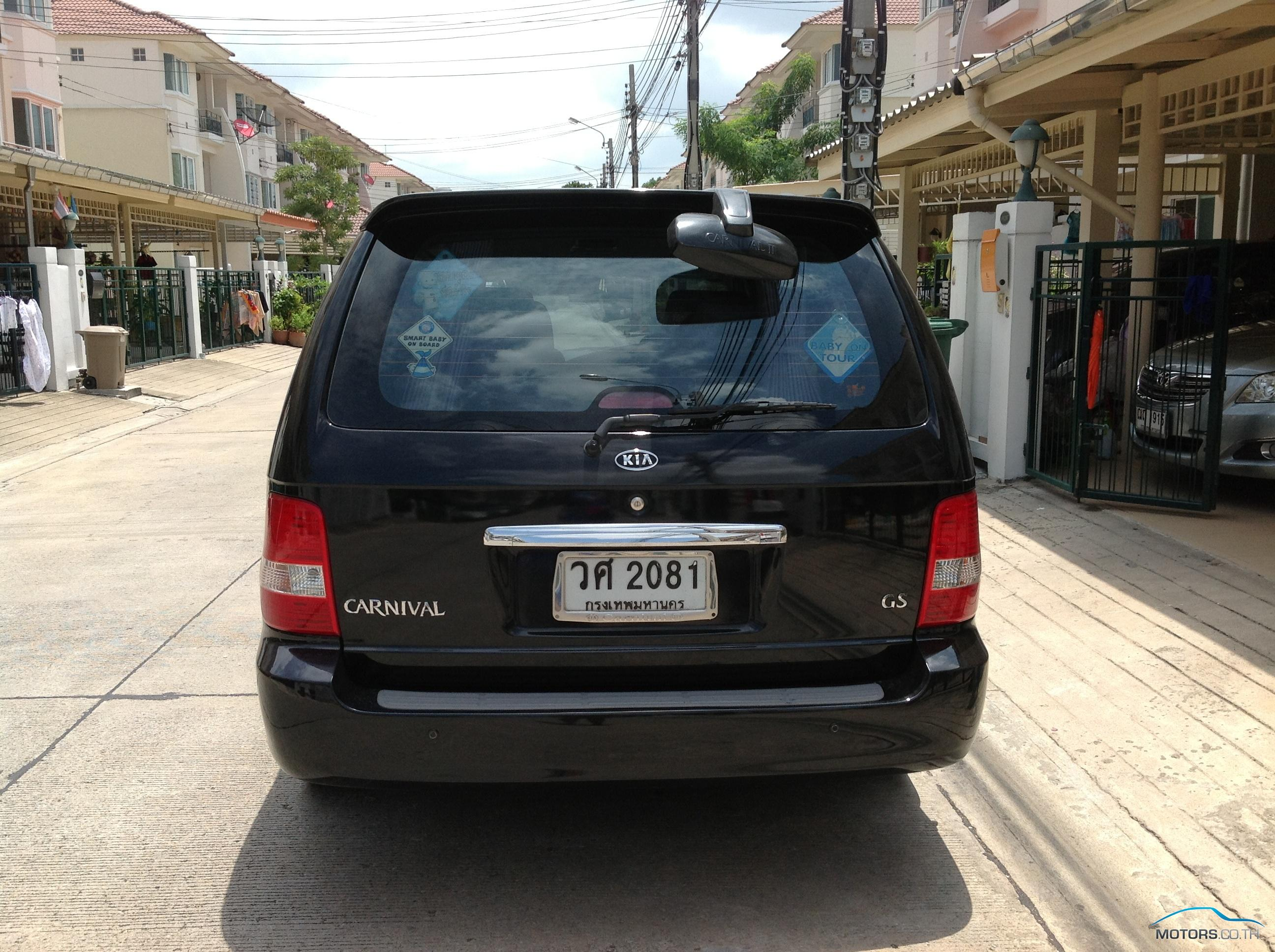 New, Used & Secondhand Cars KIA CARNIVAL (2003)