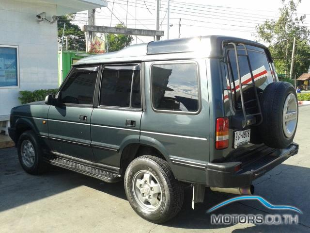 New, Used & Secondhand Cars LAND ROVER DISCOVERY (1996)