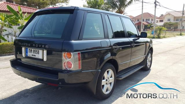 New, Used & Secondhand Cars LAND ROVER RANGE ROVER SPORT (2005)