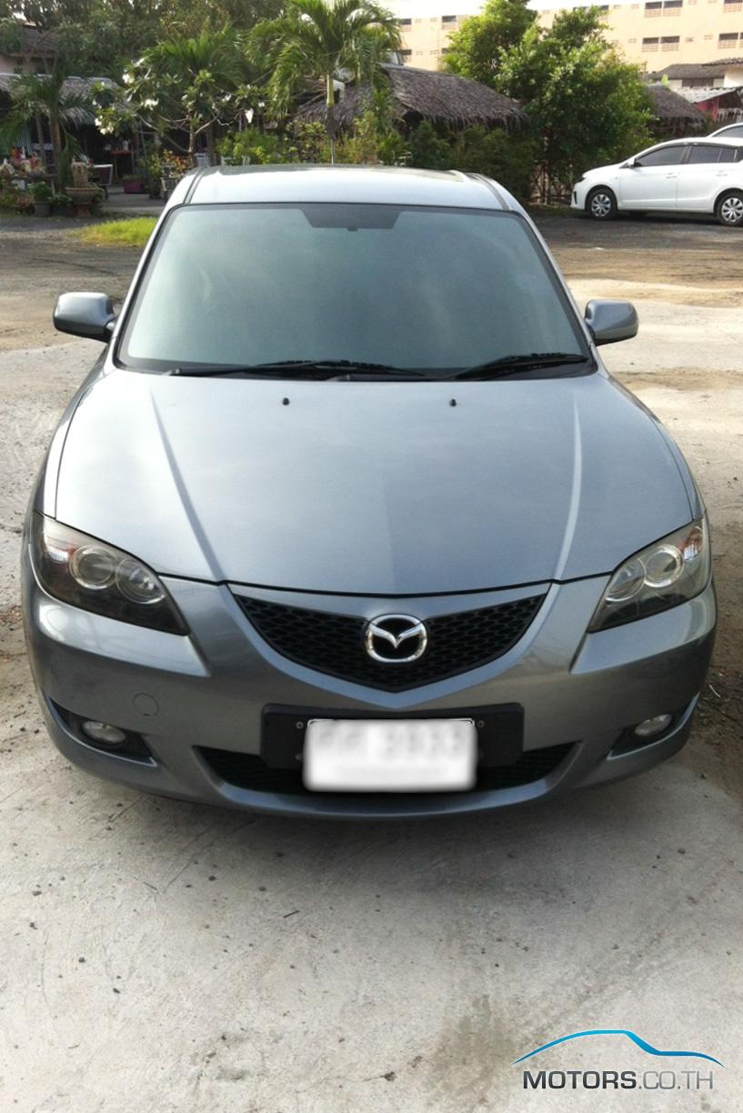 New, Used & Secondhand Cars MAZDA 3 (2005)