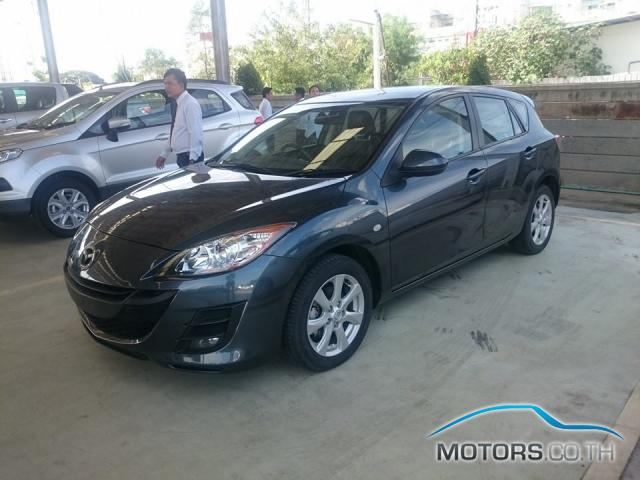 Secondhand MAZDA 3 (2012)