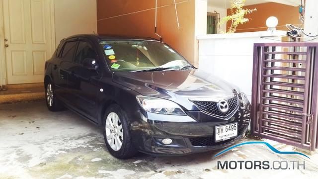 Secondhand MAZDA 3 (2000)