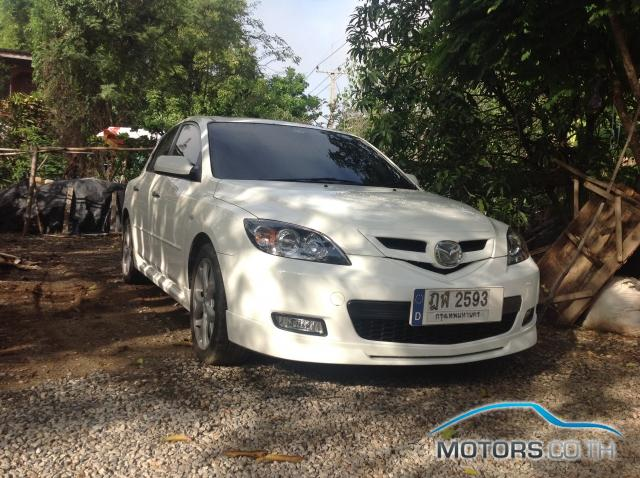 Secondhand MAZDA 3 (2010)