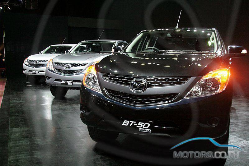 รถมือสอง, รถยนต์มือสอง MAZDA BT-50 PRO (2014)
