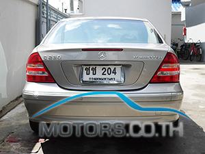 Secondhand MERCEDES-BENZ C CLASS (2005)