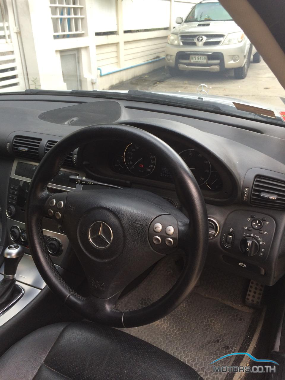 Secondhand MERCEDES-BENZ C CLASS (2006)