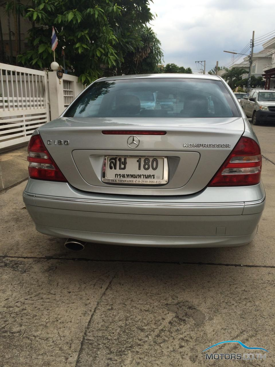 New, Used & Secondhand Cars MERCEDES-BENZ C CLASS (2006)