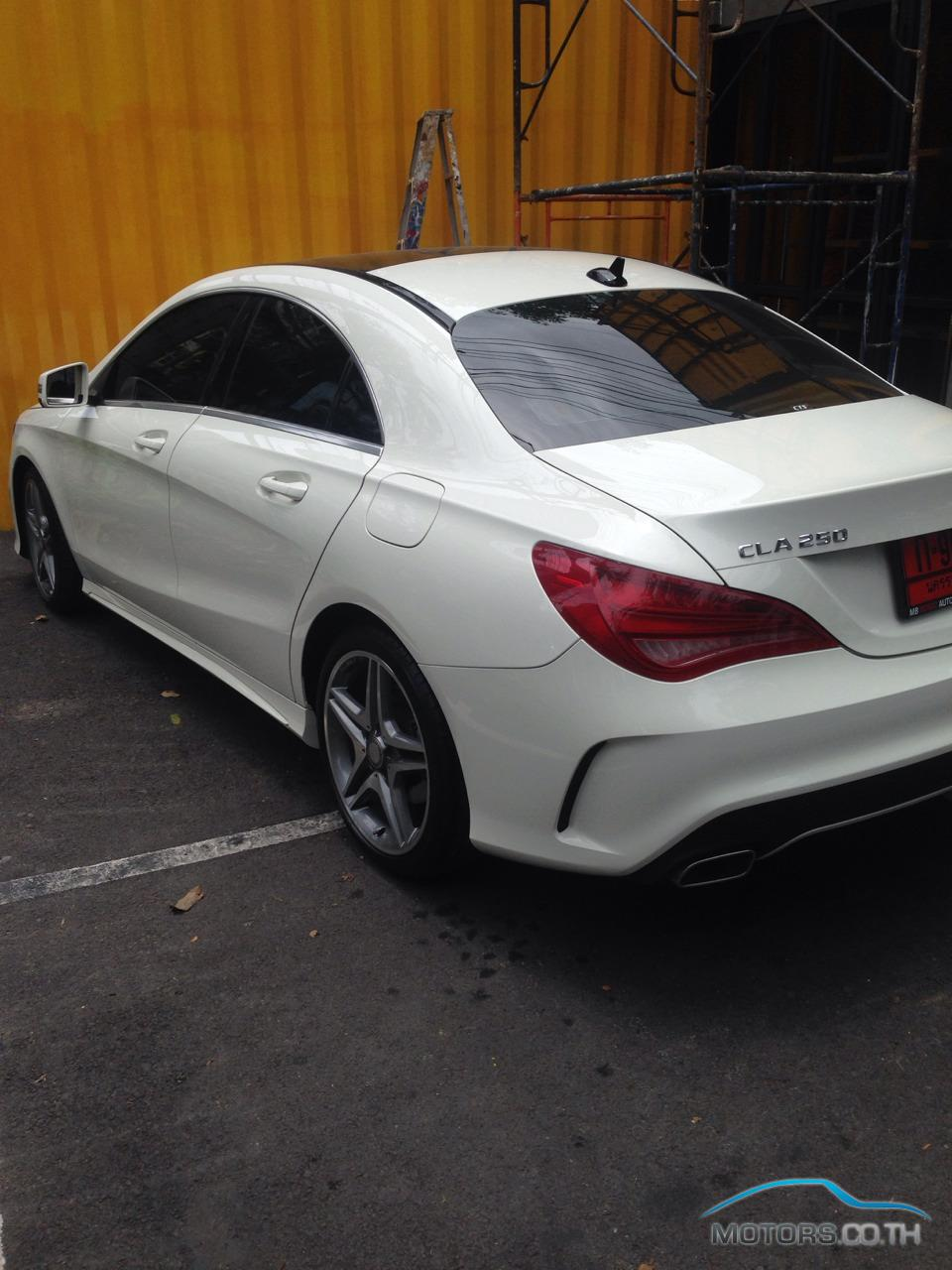 Secondhand MERCEDES-BENZ CLA CLASS (2014)