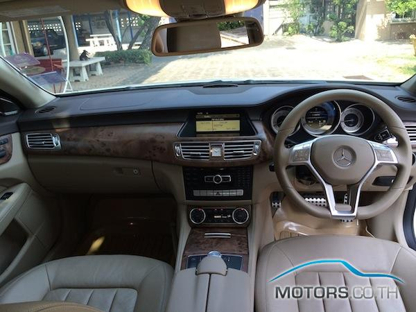 Secondhand MERCEDES-BENZ CLS CLASS (2012)