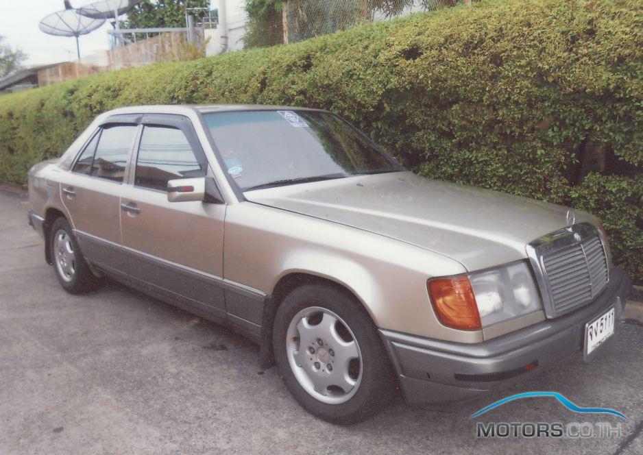 รถมือสอง, รถยนต์มือสอง MERCEDES-BENZ E CLASS (1989)
