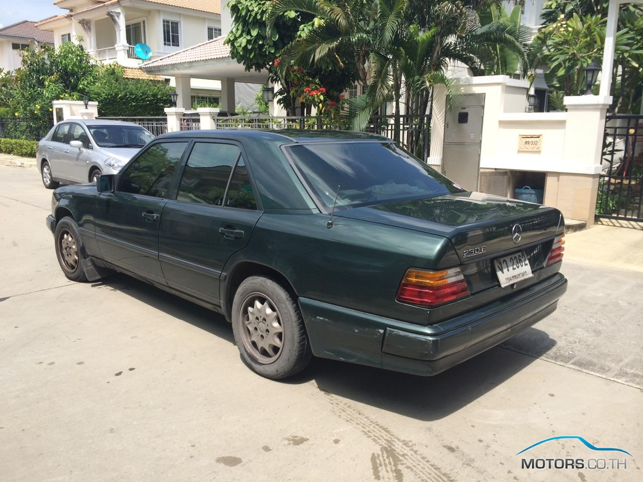 New, Used & Secondhand Cars MERCEDES-BENZ E CLASS (1988)