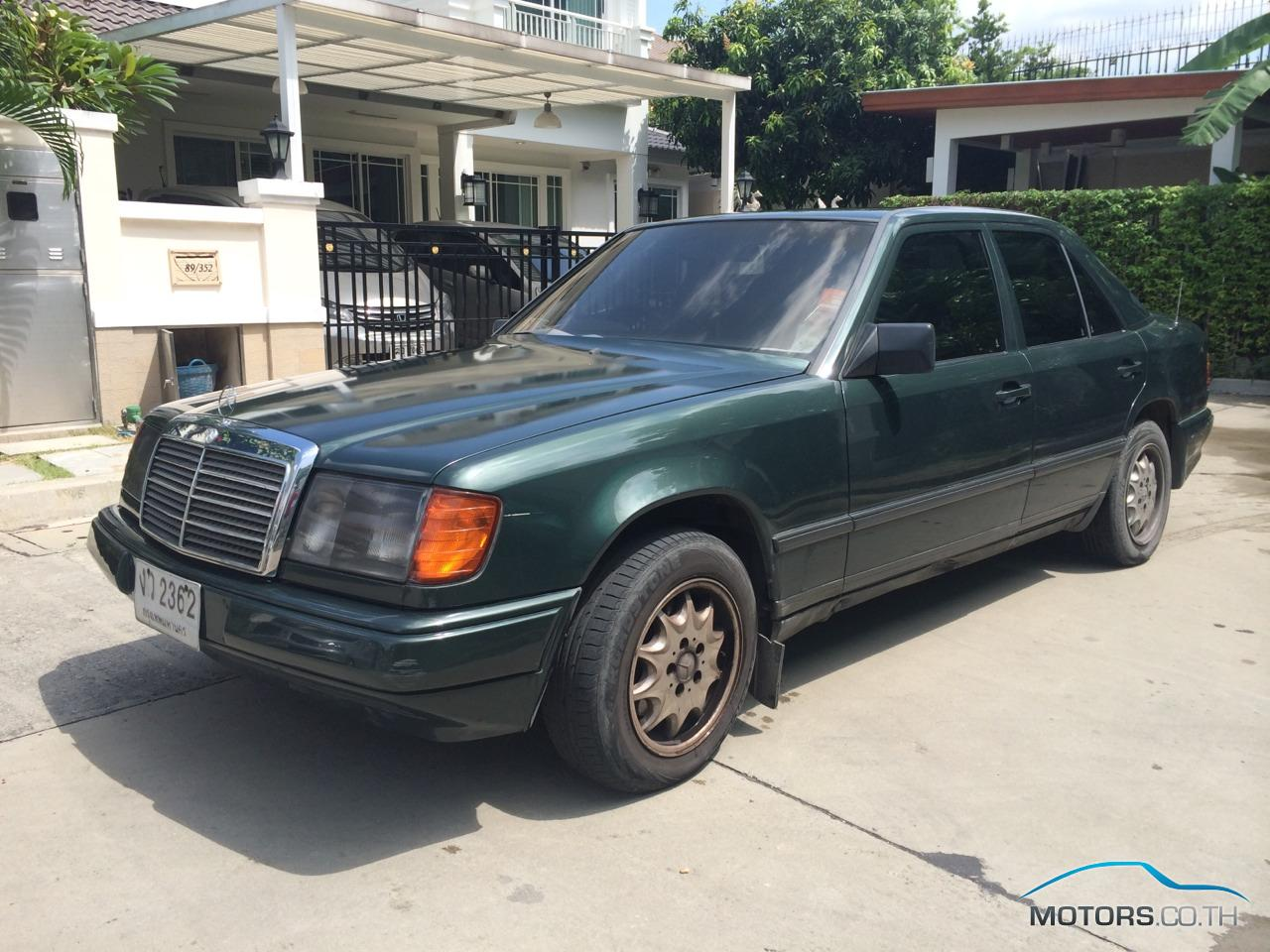 Secondhand MERCEDES-BENZ E CLASS (1988)