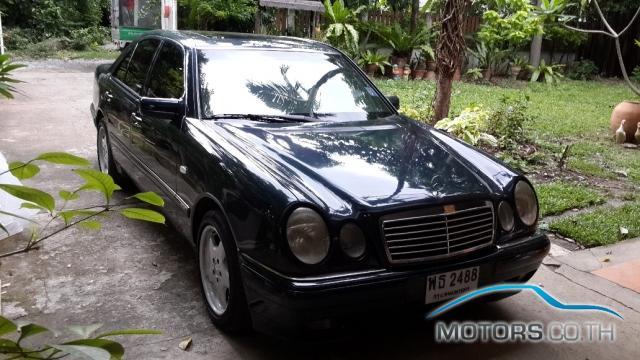 รถใหม่, รถมือสอง MERCEDES-BENZ E CLASS (1997)