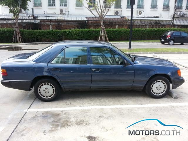 New, Used & Secondhand Cars MERCEDES-BENZ E CLASS (1990)