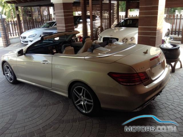 New, Used & Secondhand Cars MERCEDES-BENZ E CLASS (2014)