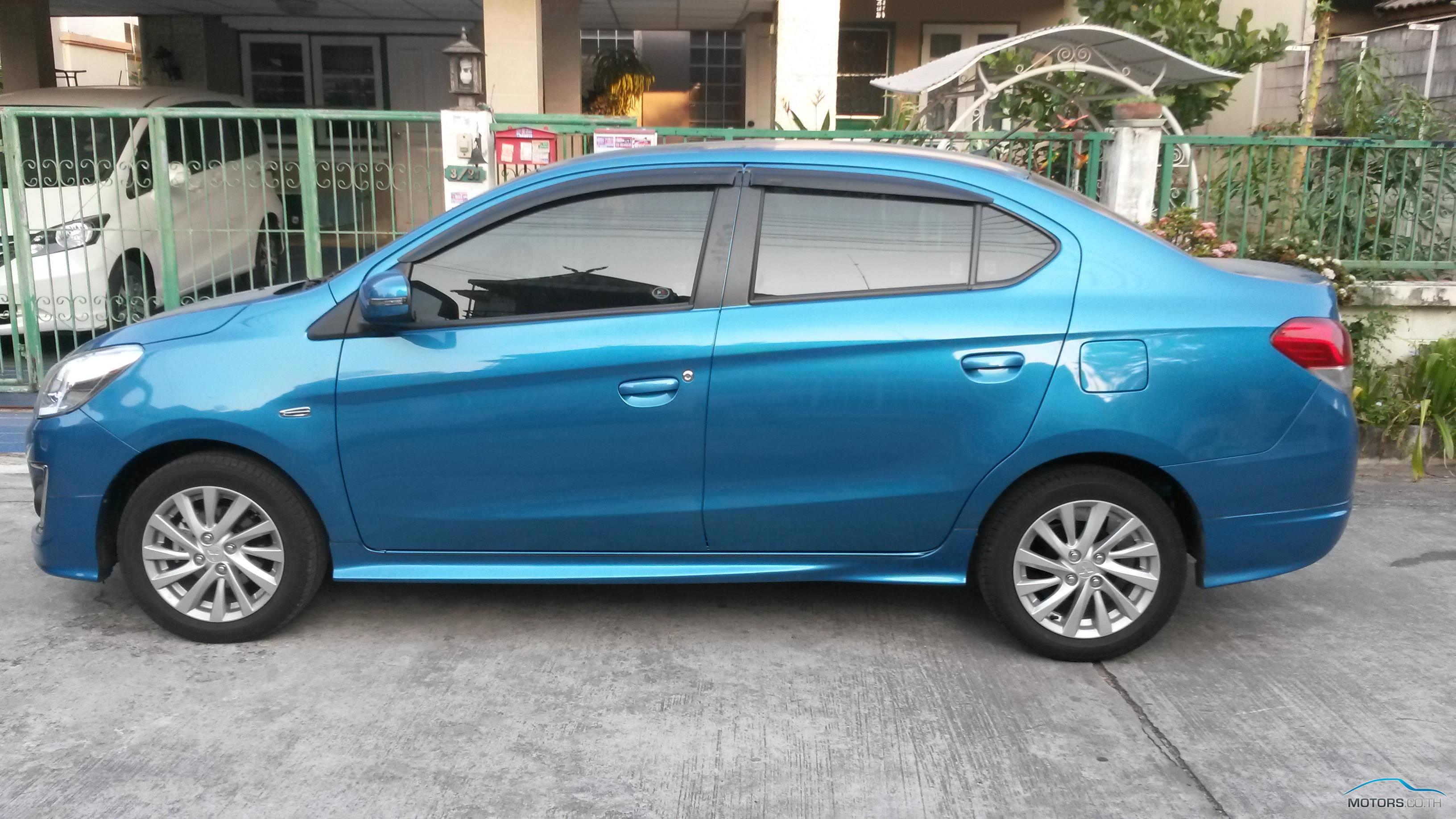 New, Used & Secondhand Cars MITSUBISHI ATTRAGE (2014)