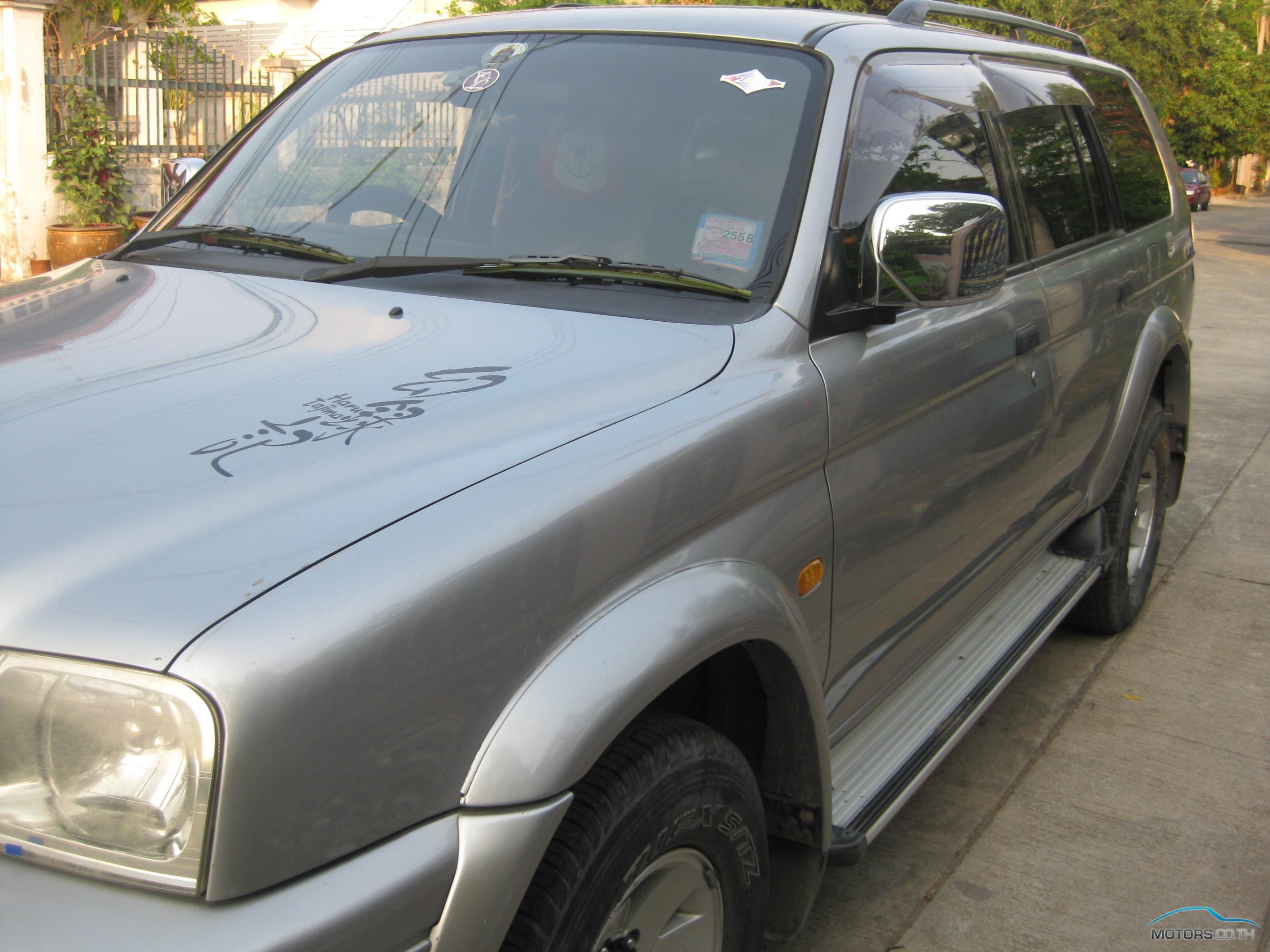 รถใหม่, รถมือสอง MITSUBISHI G-WAGON (2002)