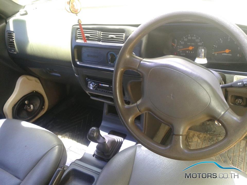 New, Used & Secondhand Cars MITSUBISHI L200-STRADA (1996)