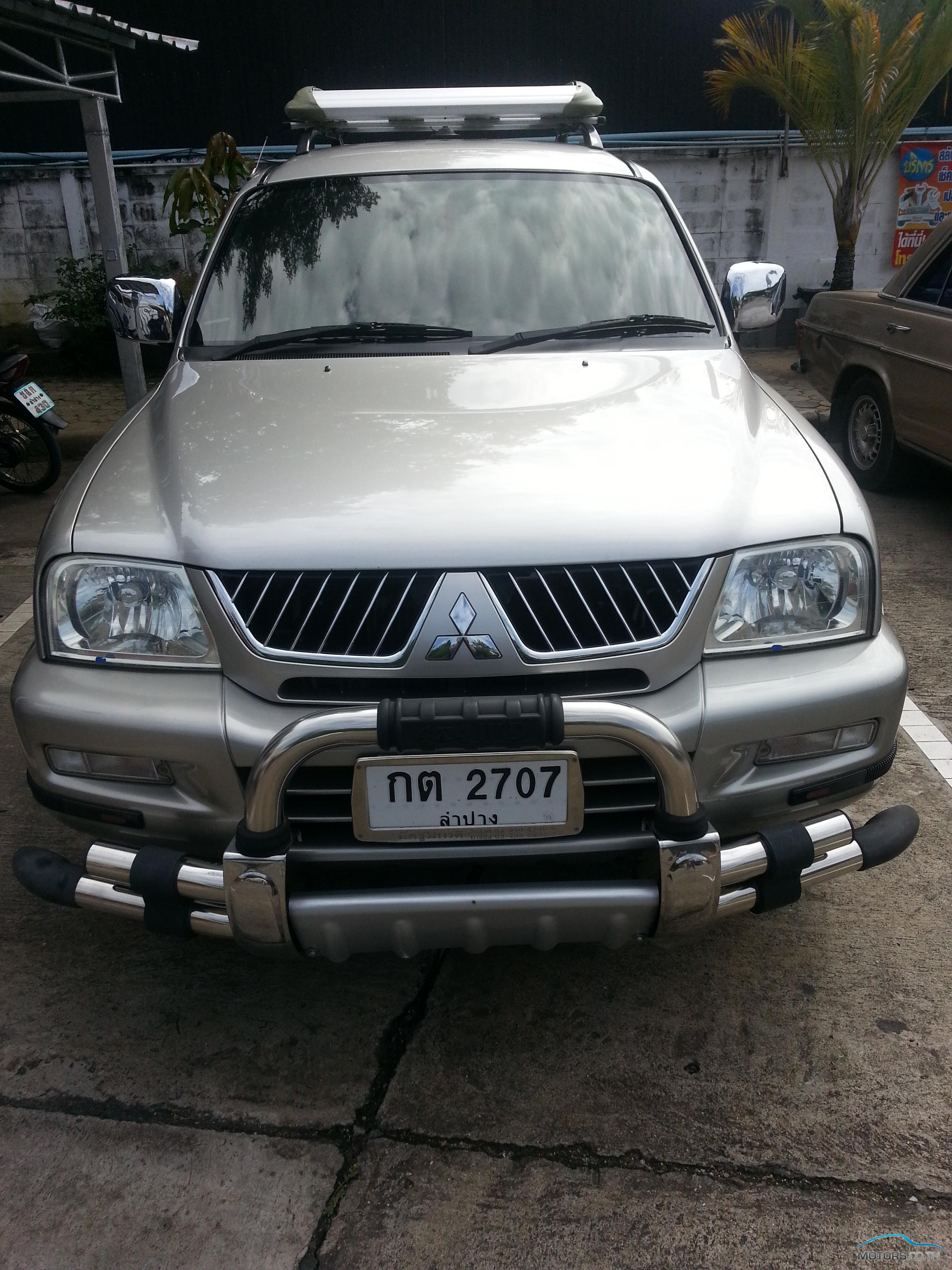 New, Used & Secondhand Cars MITSUBISHI L200-STRADA (2005)