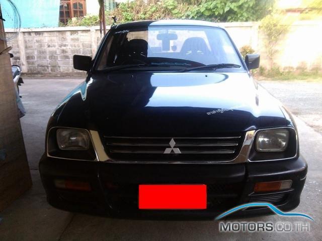 รถใหม่, รถมือสอง MITSUBISHI L200-STRADA (1998)