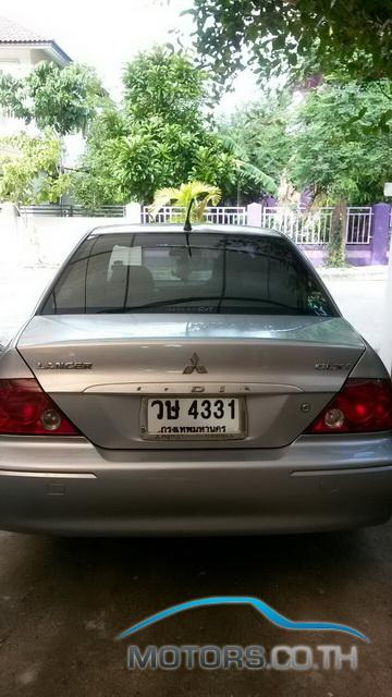 New, Used & Secondhand Cars MITSUBISHI LANCER (2003)