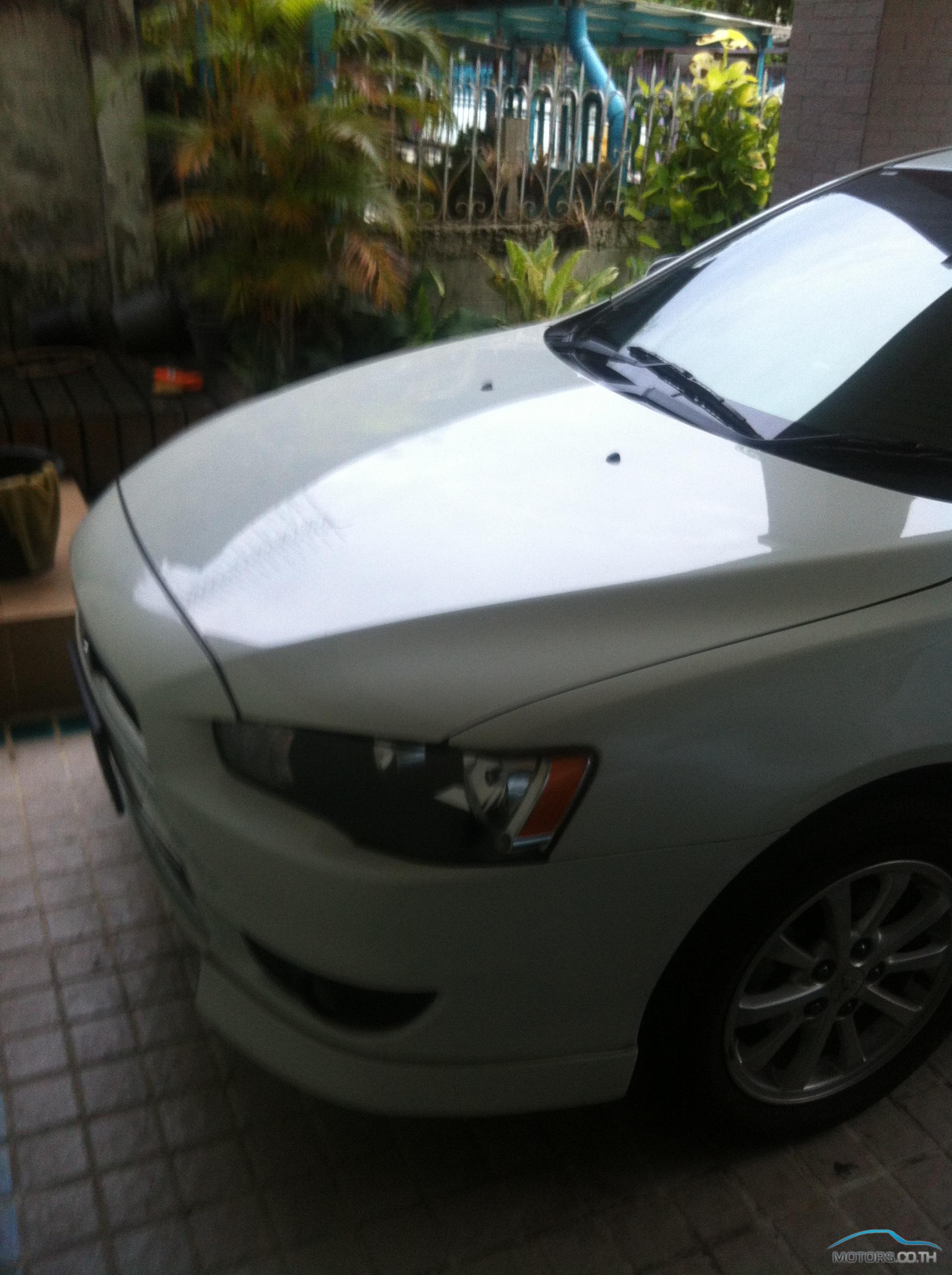 รถมือสอง, รถยนต์มือสอง MITSUBISHI LANCER (2011)