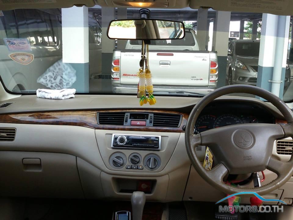รถใหม่, รถมือสอง MITSUBISHI LANCER (2003)