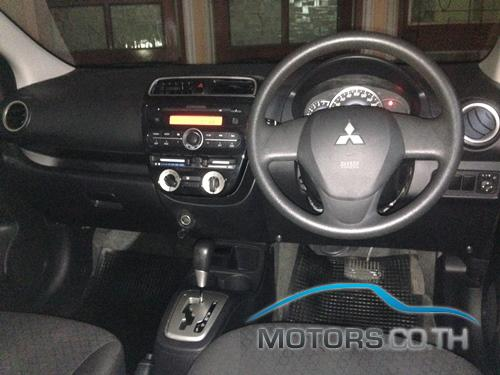 Secondhand MITSUBISHI MIRAGE (2013)