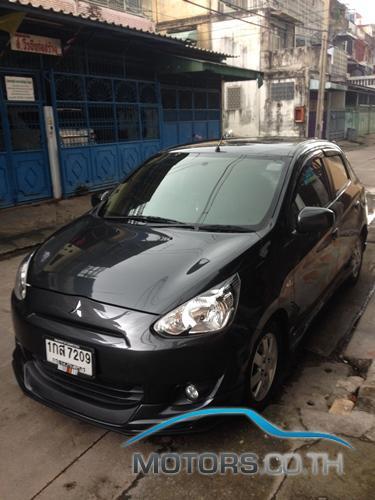 รถใหม่, รถมือสอง MITSUBISHI MIRAGE (2013)