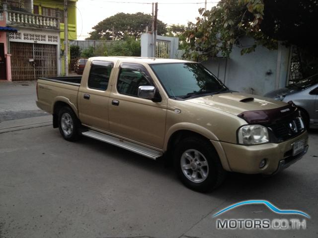 New, Used & Secondhand Cars NISSAN BIG-M FRONTIER 1-2 (2007)