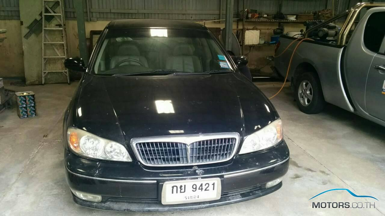 New, Used & Secondhand Cars NISSAN CEFIRO (2002)