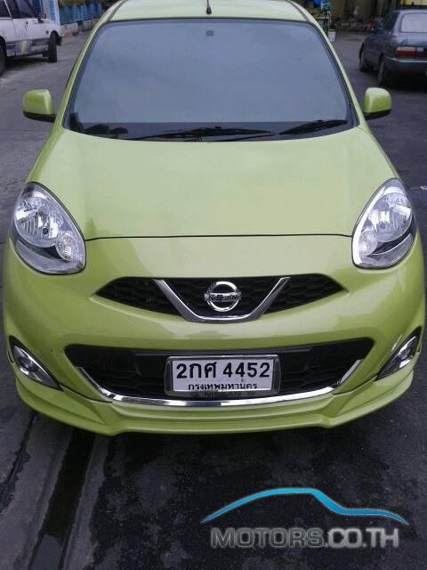New, Used & Secondhand Cars NISSAN MARCH (2013)