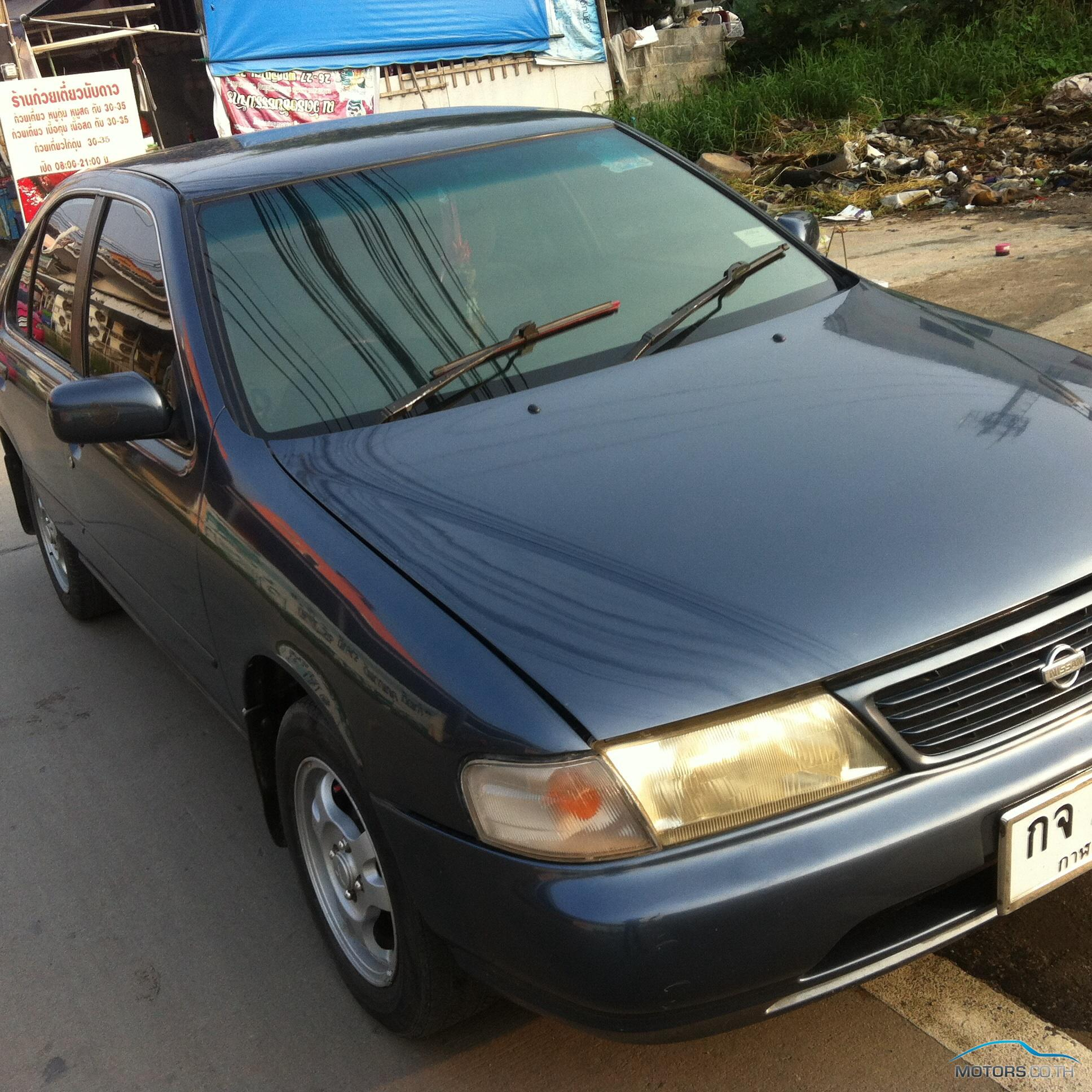 Secondhand NISSAN SUNNY (1995)