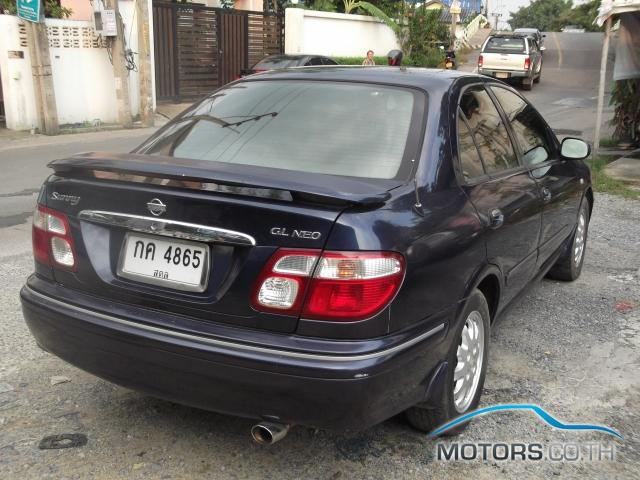 New, Used & Secondhand Cars NISSAN SUNNY (2002)
