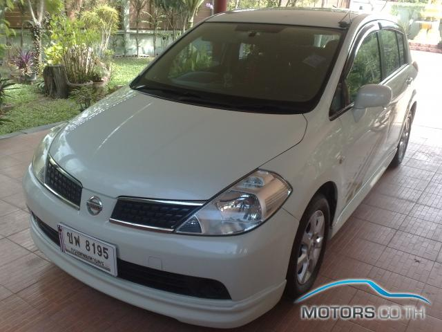 New, Used & Secondhand Cars NISSAN TIIDA (2007)