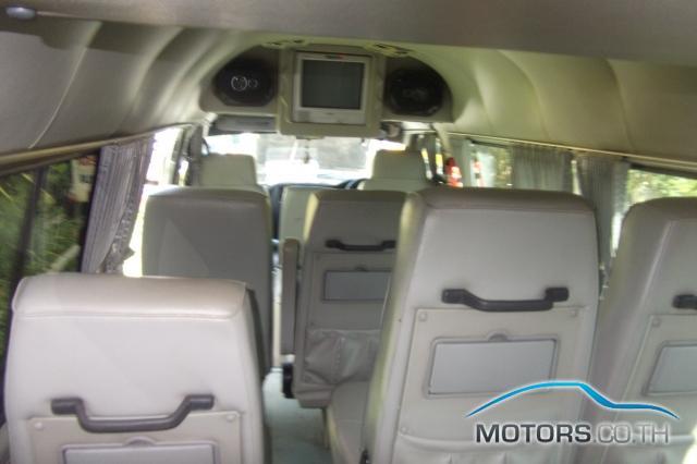 รถใหม่, รถมือสอง NISSAN URVAN (2005)