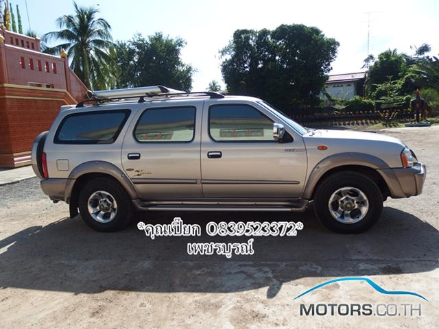 New, Used & Secondhand Cars NISSAN X-TRAIL (2002)