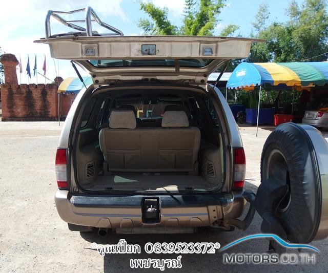 รถใหม่, รถมือสอง NISSAN X-TRAIL (2002)