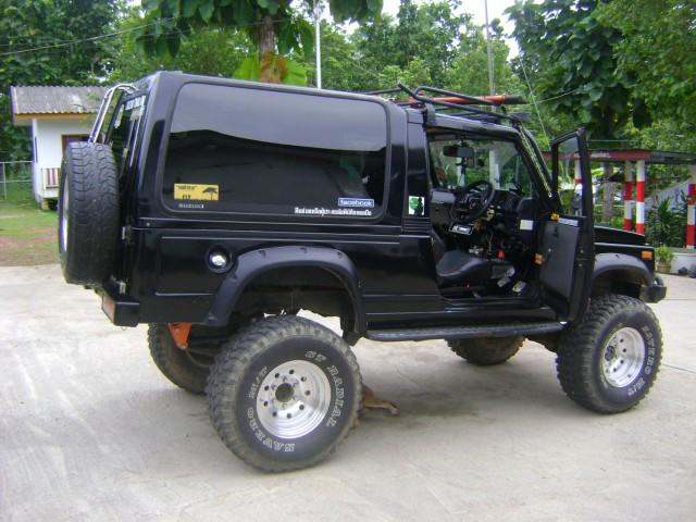 รถใหม่, รถมือสอง SUZUKI CARIBIAN (1989)