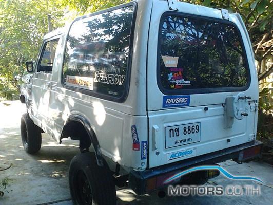 New, Used & Secondhand Cars SUZUKI CARIBIAN (1991)