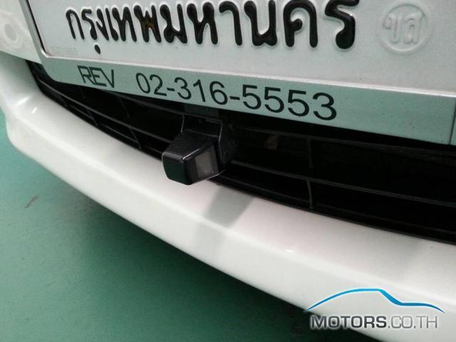 รถมือสอง, รถยนต์มือสอง TOYOTA ALPHARD (2012)