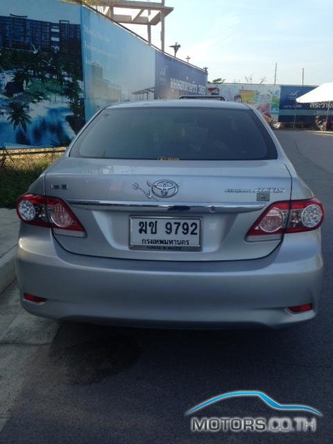 New, Used & Secondhand Cars TOYOTA ALTIS (2012)