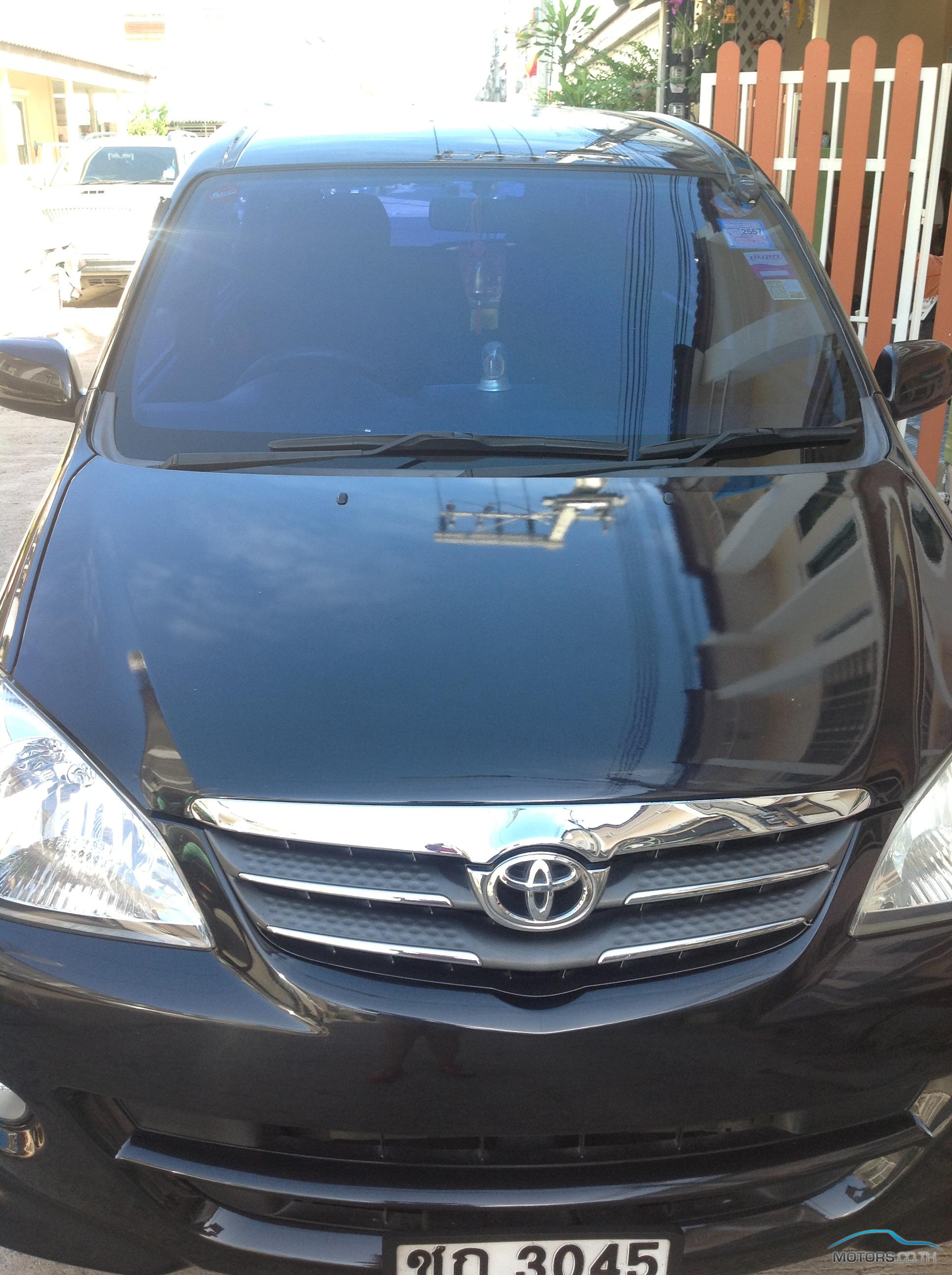 New, Used & Secondhand Cars TOYOTA AVANZA (2007)