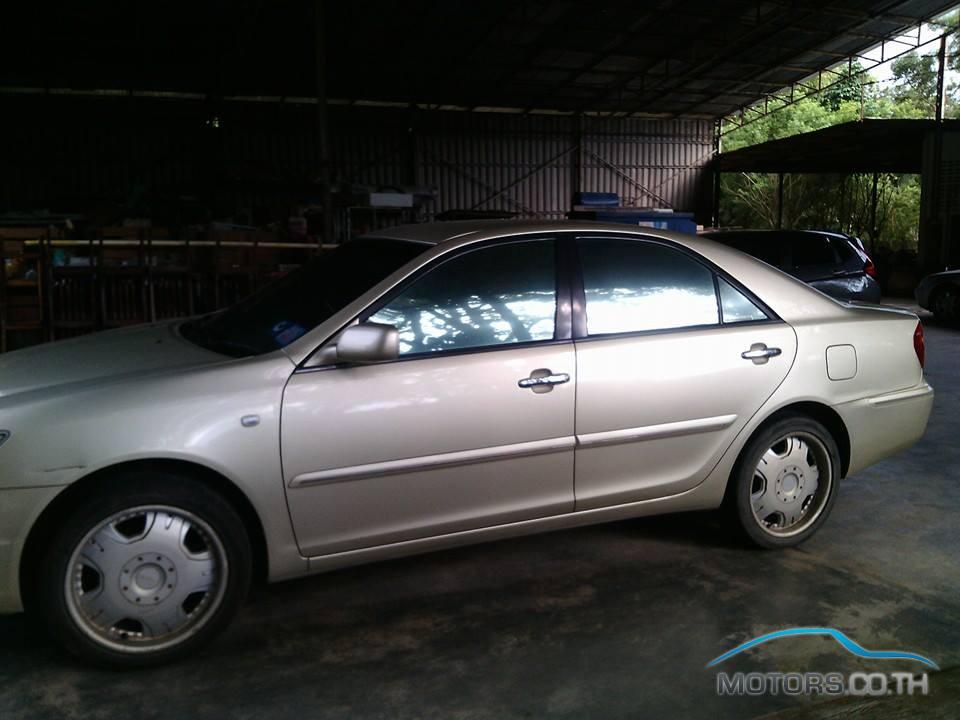 รถมือสอง, รถยนต์มือสอง TOYOTA CAMRY (2003)